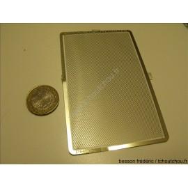 Metal déployé 60x100(mm)
