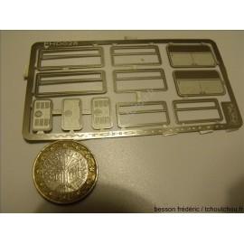 PHD012 : Baies vitrées + portes de coffres mailchort - 143 -1/50