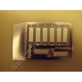 2PHD09 : projecteur de coté vsr, fsr, etc ...