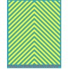 ms01- zebra jaune fluo - reseration