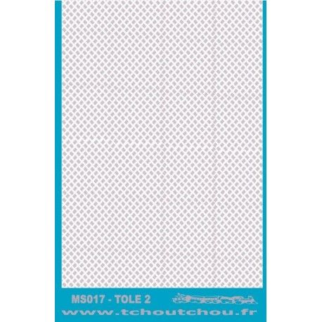 ms017 - tole inox/alu 2 - reservation