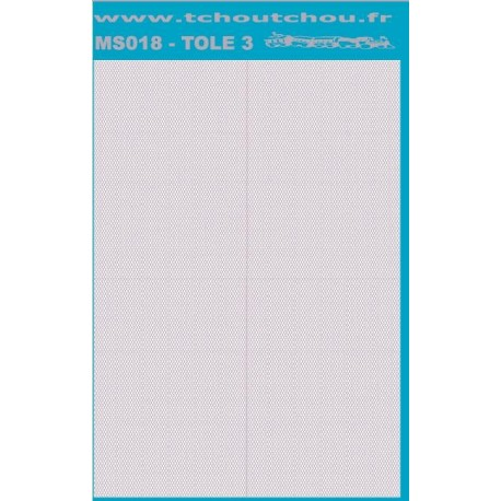 ms018 - tole inox/alu 3 - reservation