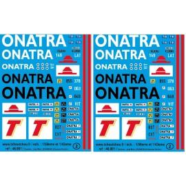 46.001 - onatra - 1/43eme et 1/50eme