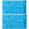 sp43.059 - police 1/43eme et 1/50eme