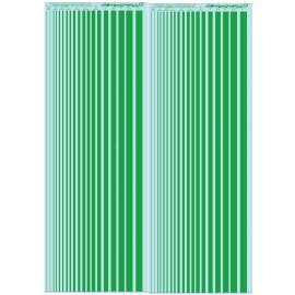 ms20 - vert ( clair) - pantone 3145C -:Bandes couleurs