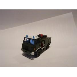cho002- berliet ff415 ccf camiva 1971 uiisc - 1/87eme monté/ready