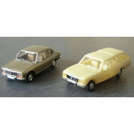 transkit : Peugeot 504 Break 1/87eme HO