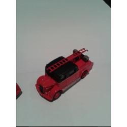 CHO005 - laffly bsc2 pompier Rouge/Noir 1/87eme monté/ready