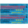 87.112 - camions calberson 1/87eme