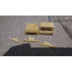CHOCAB7 - RENAULT G230 cabine courte - 1/87