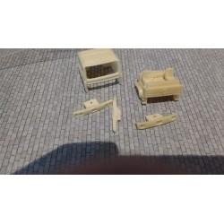 RENAULT G230 cabine couchette - 1/87