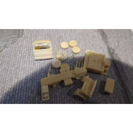 CHO12 - renault RVI camiva - kit 1/87eme