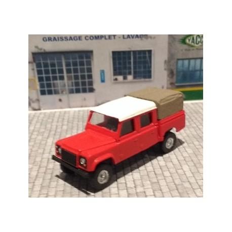 CHO401 - LAND ROVER 130 pickup pompier