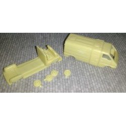 CHO350 - Renault MASTER 1 long - L3H2 - 1/87eme KIT