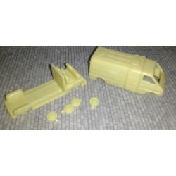 CHO350 - Renault MASTER 1 long - L3H2 - 1/87eme KIT