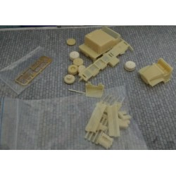 CHO201 - GMC POMPIERS CCF GUIMARD - KIT - 1/87eme