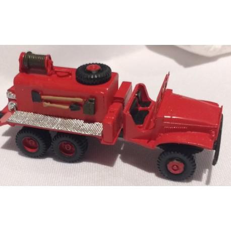 CHO204 - GMC pompiers CCF du sud ouest - monté / ready- 1/87eme