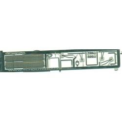 PHD0 photodécoupe pour berliet T100 1/87eme HO