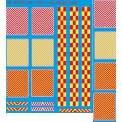 87.049 - zebra 2 -1/87eme