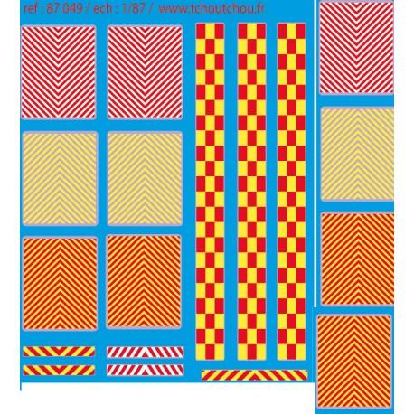 87.49 - zebra 2 -1/87eme
