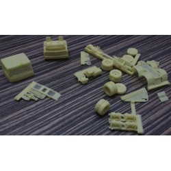 CHO550 - renault R390 6*4 - KIT