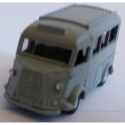 CHO462 - citroen HY mini BUS gris - monté /ready - HO - 1/87eme