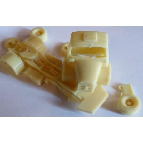 CHO901 - Tracteur 4*2 RENAULT TLM - KIT - HO 1/87eme