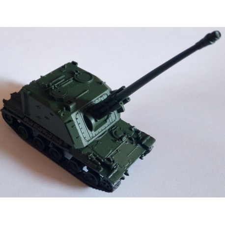 CHOA04 - AMX30 AUF1 - vert montré ready - 1/87 - HO