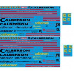46.015- calberson - 1/43 et 1/50eme