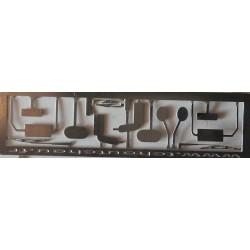 2phd079 - retroviseur 1 - 1/87eme HO