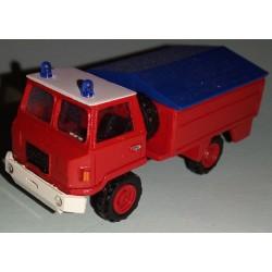 CHO013 - FF415 DA 4*4 - devidoir automobile - 1/87eme HO