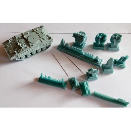 CHOA050 - AMX10 P - KIT - 1/87eme HO