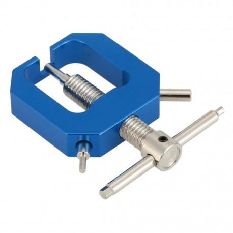 tchoup901 - Extracteur de roue ou engrenage avec axe 2-3-4 mm 1/87eme et 1/43eme