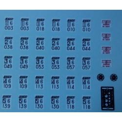 87.302 - DU 65 SNCF 1/87eme HO