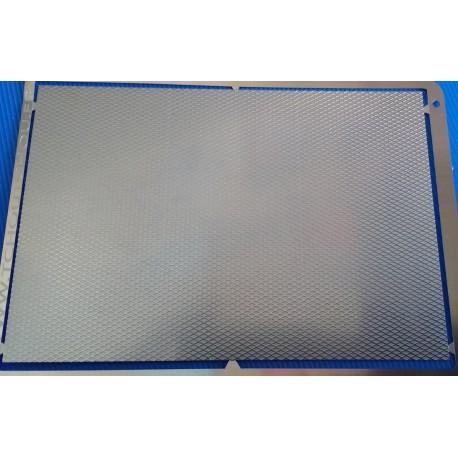 PHD017 :métal strié 70*100mm laiton 1/10 1/43 1/50