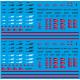 160.010 - petit logo infra et SNCF 1/160eme et 1/87eme