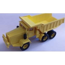 CHO7022 - EUCLIDE R45 6*4 - monté ready jaune - 1/87eme HO