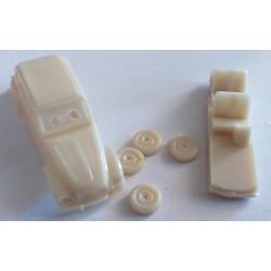 cho6001- dyane citroen- kit - 1/87eme Ho