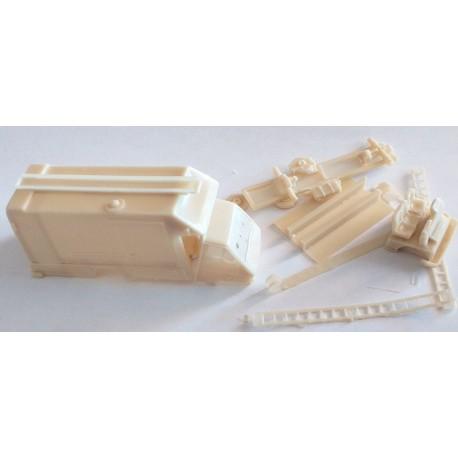 CHO7001 - renault B VSR - kit - 1/87eme HO