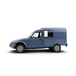 cho6010- acadiane citroen- kit - 1/87eme Ho RESERVATION
