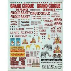 carpena miscellaneous circus ref 8732 ech 1 87 e