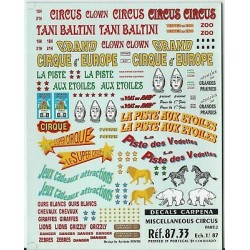 carpena miscellaneous circus ref 8733 ech 1 87 e
